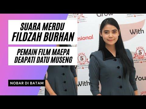 SUARA INDAH PEMAIN UTAMA FILM MAIPA DEAPATI & DATU MUSENG