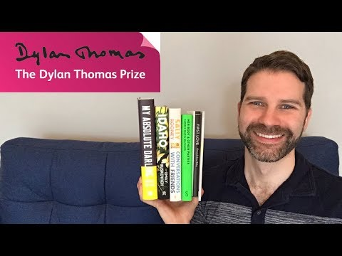 The Dylan Thomas Prize Shortlist 2018