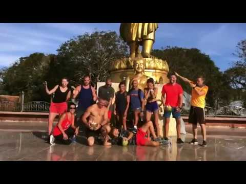 Hiking on Koh Samui | Koh Fit Thailand offering weight loss programs and fitness courses in Thailand