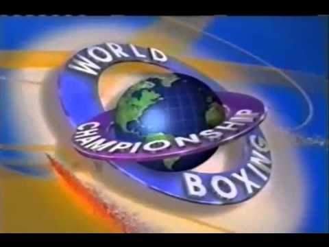 HBO World Championship Boxing Intro Theme 1994-2001ish (TV theme)