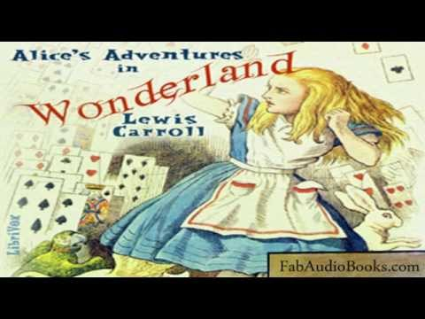 ALICE'S ADVENTURES IN WONDERLAND by Lewis Carroll  complete unabridged audiobook