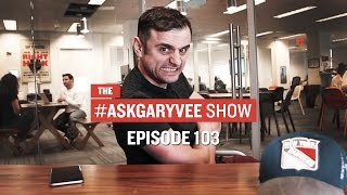 #AskGaryVee Episode 103: CrossFit, One On One Marketing, & Liking Your Own Photos