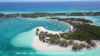 PREFAB CUSTOM HOMES BAHAMAS - ON TIME | ON BUDGET | 240 MPH HURRICANE RATED
