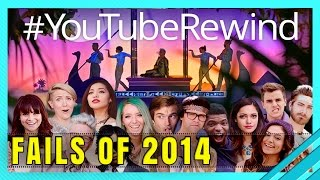 BEST FAILS OF 2014 - YouTube Rewind