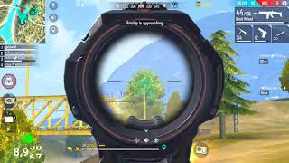 Squad Game with Himanshu, Nadeem and Wizardo - Garena Free Fire