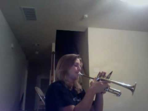 """Bach """"Magnificant"""" opening on piccolo trumpet"""