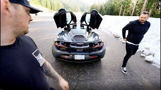 I PICKED UP A McLaren 720s! *SUPERCAR MADNESS*