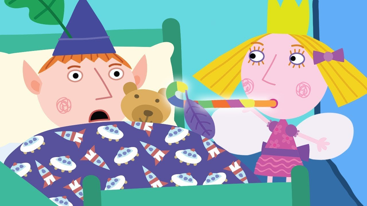 It is an image of Accomplished Ben and Holly Pictures