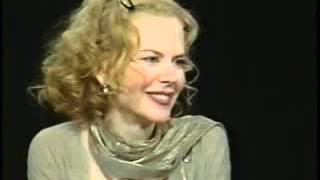 Charlie Rose - An Interview with Nicole Kidman