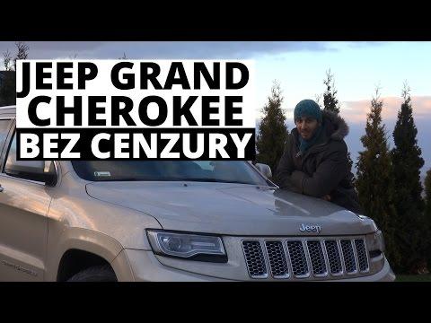 Jeep Grand Cherokee BEZ CENZURY Zachar OFF
