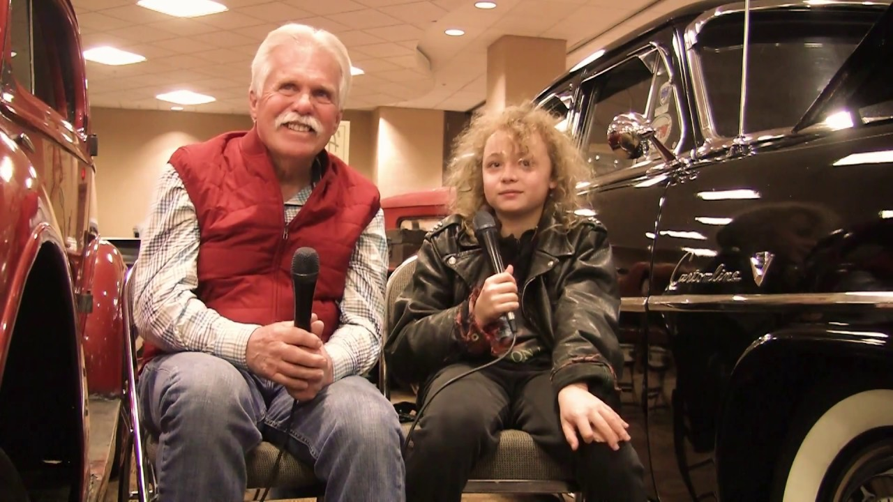 wayne carini chasing classic cars  interviewed by james