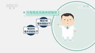 《生活提示》 20200111 天冷了 降压药按时吃| CCTV