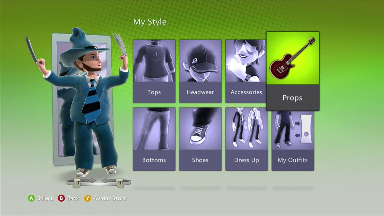 how to get free props for xbox 360