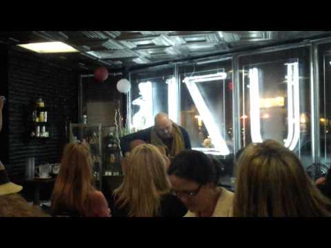 Appels + Oranjes Billy Corgan and Jeff Schroeder live at Zuzu's