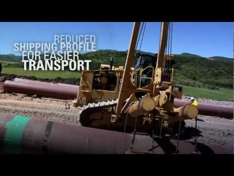 Cat® PL83 & PL87 Pipelayers | Overview