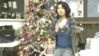 "Martha sings So ""Baroque"" at Christmas"