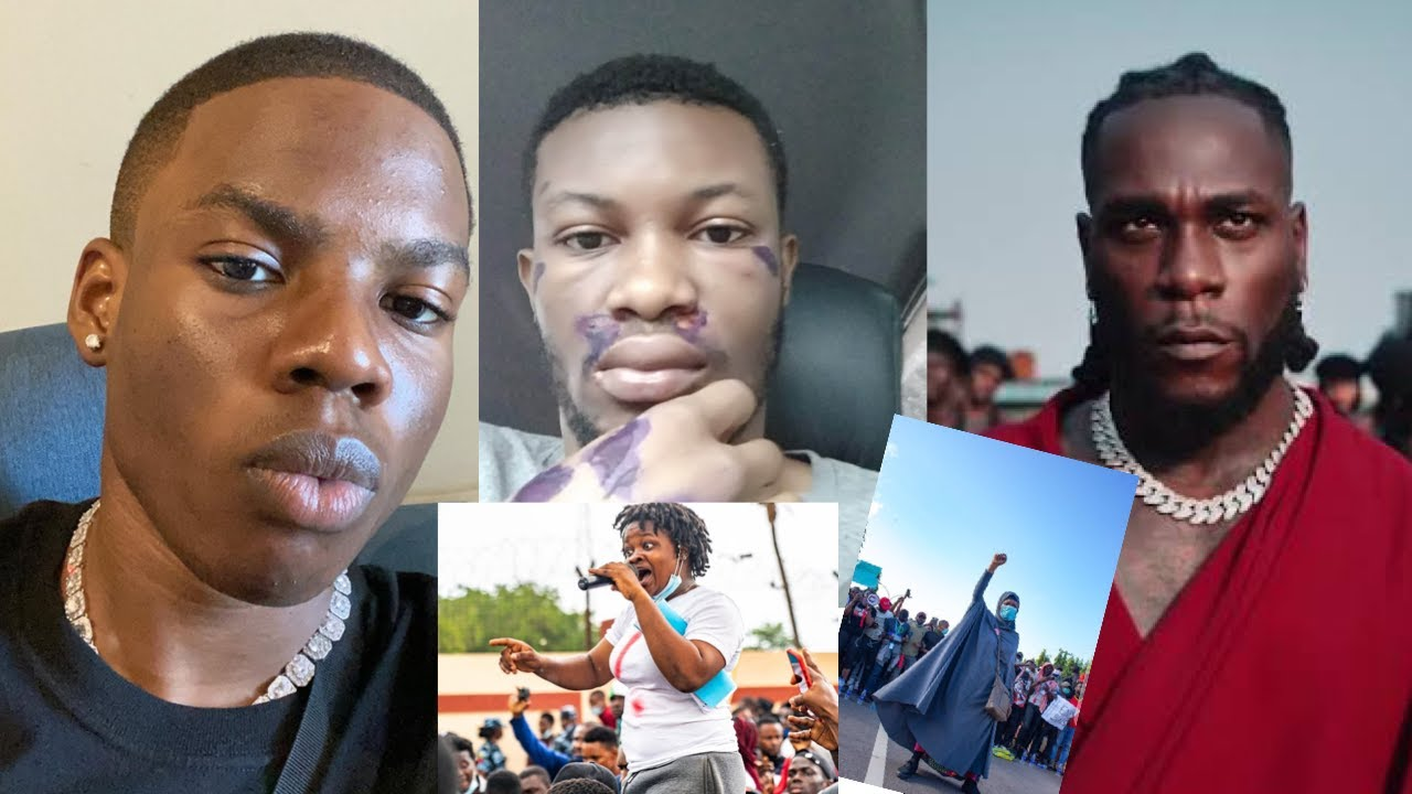 EndSARS! Naira Marley Talk Rubbish | Burna Boy and Rema Support Protest