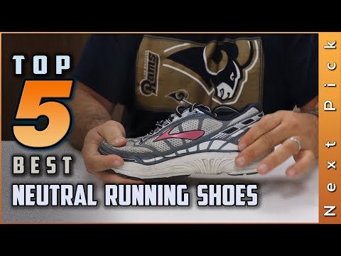 Top 5 Best Neutral Running Shoes Review in 2020