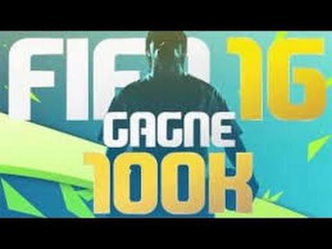 GAGNER 100 000 CREDIT SUR FIFA 17 !