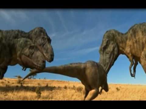 Tyrannosauridae Tribute - New Divide