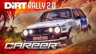 DiRT Rally 2.0 Gameplay - Career Mode