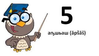 Learn Abkhaz # The days of the week