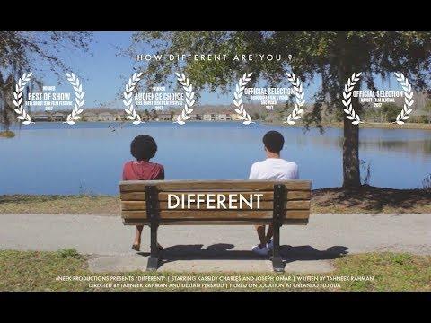 DIFFERENT | Award Winning Short Film by Tahneek Rahman