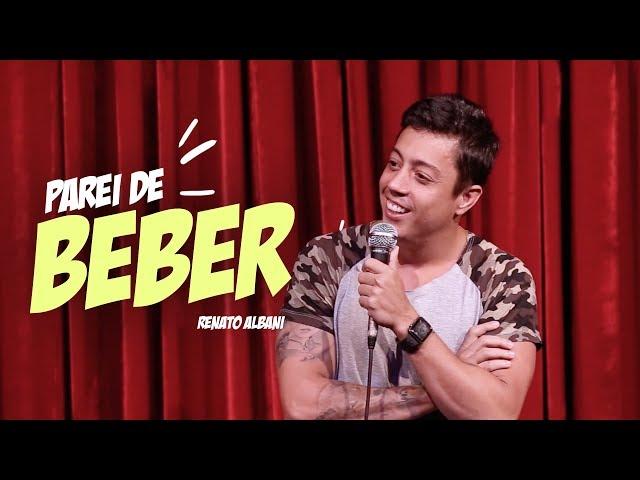 Renato Albani - Parei De Beber