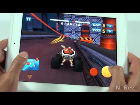 Sonic & SEGA All-Stars Racing for iPad - App Review