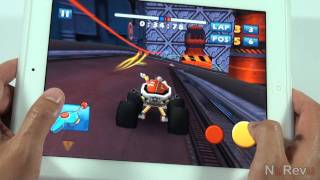 Sonic & SEGA All-Stars Racing for iPad - App Review