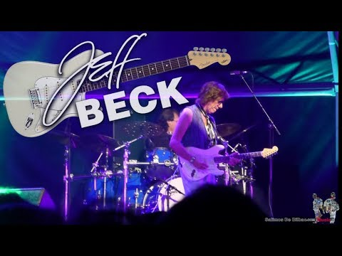 Jeff Beck live at Music Legends Festival Highlights 2018 Bilbao