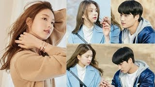 Kim Jinkyung Feels Worried about Getting Close with EXO`s Kai At First for Their Drama [Andante]