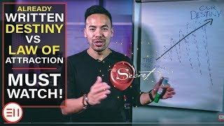 Can We Control Our Destiny | Manifestation vs Already Writte...