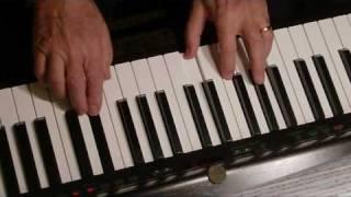 """Preludio al corale """" Ach Herr, mich armen..."""" studio di Giovanni Vianini, Organista, Milano, It."""