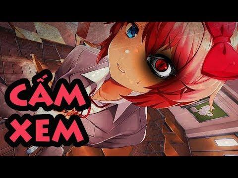 Doki Doki Literature Club #1: ÁM ẢNH TỘT CÙNG đội lốt Anime dễ thương