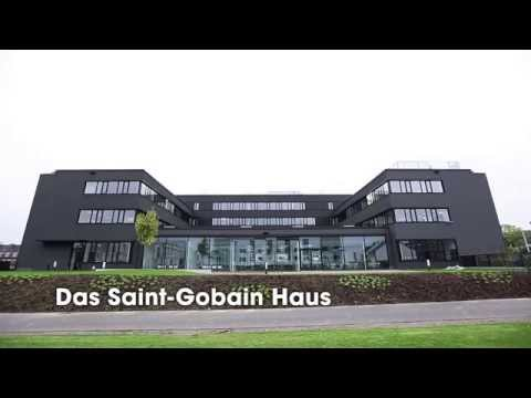 das saint gobain haus youtube. Black Bedroom Furniture Sets. Home Design Ideas