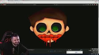 Hard Play смотрит новые видео Зомби Чез - нарезка со стрима - угар (30.07.2018)