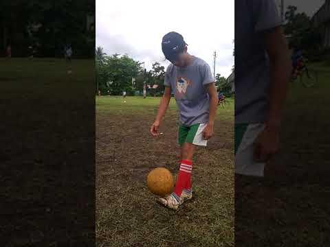 ball control 180 juggling