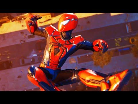 ФИСК ТРЕПЕЩИ ВЫСОКАЯ СЛОЖНОСТЬ Володя в Человек Паук на PS4 Прохождение Marvel's Spider Man ПС4