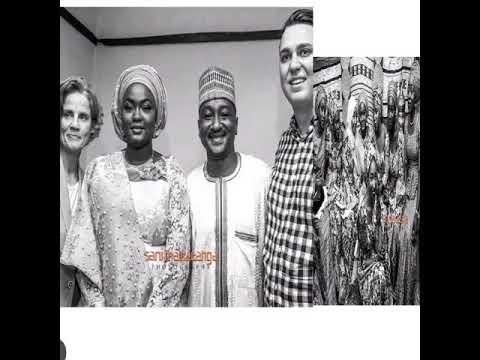 Nazir & Amina wedding song by Ali jita (Hausa Music)