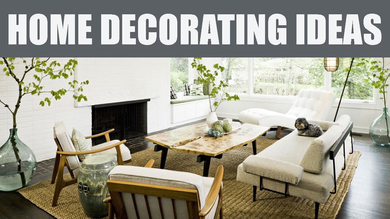 Best Home Decorating Ideas For Your Dream House | Boldsky - YouTube