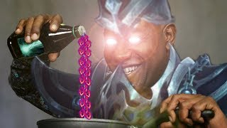 the thing about dark harvest karthus