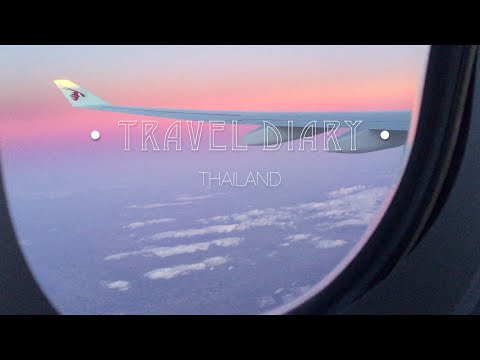 TRAVEL DIARY⎟South East Asia ⎟Thailand ⎟2015