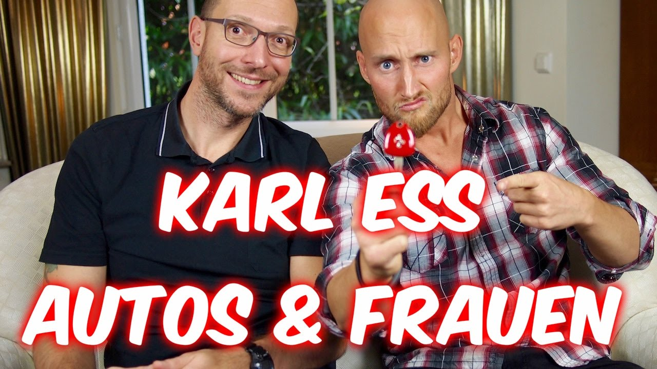 KARL ESS über Fit One, Autos, Frauen, Intermittent Fasting, Haare, Photoshop - Interview 5/5 [VEGAN]