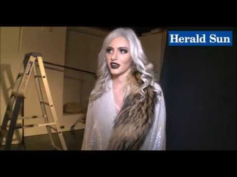 Daily Telegraph - Gabi Grecko talking about her relationship with Geoffrey Edelsten
