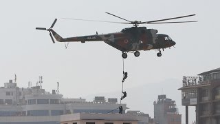 Nepal Army Day 2017