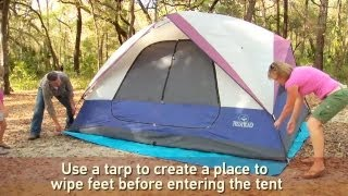 How To Setup A Campsite