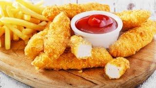 видео блюда из куриного филе