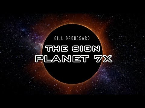 Gill Broussard - The Sign Planet 7x - 2018