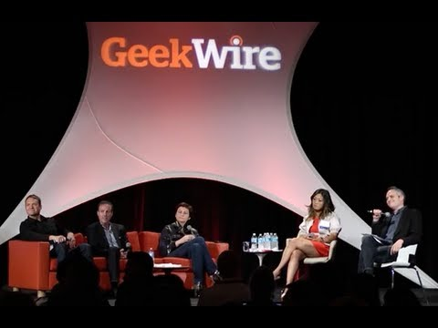 Future of Shopping Panel at GeekWire Summit 2013